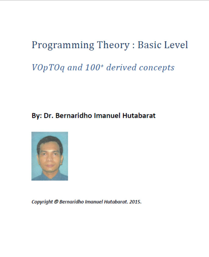 Programming Theory - Basic