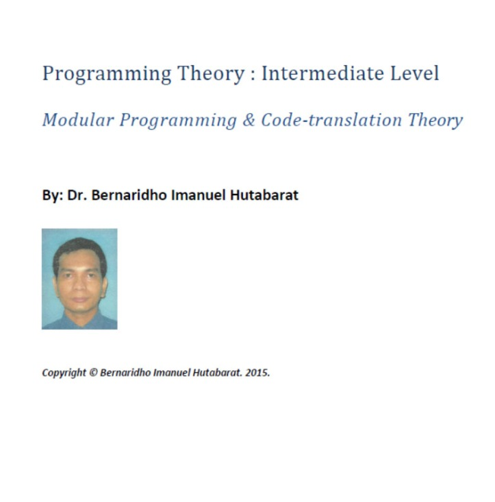 Programming Theory - Intermediate